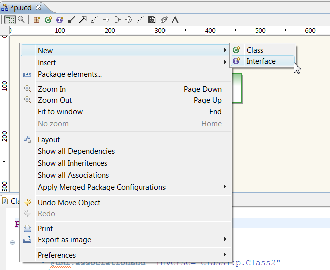 Eclipseuml New Architetcture